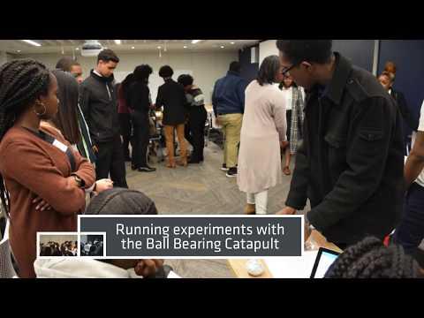 BAM Blacks at Microsoft Student Day 2018 - YouTube