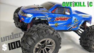 Hosim 9130 SPIRIT 4x4 RTR R/C Monster Truck UNBOXED | Overkill RC