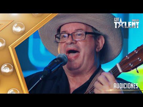 ¡PAUL TURMAN cantó COUNTRY y prometió volver con más!