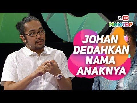 Johan & Zizan cakap MeleTOP boring kat...