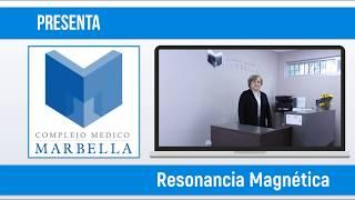 """Resonancia Magnética Marbella """"El Paciente"""""""
