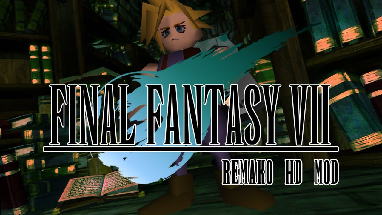 Remako HD Graphics Mod for Final Fantasy VII - Mod DB