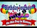 Birthday Journey July 9 New