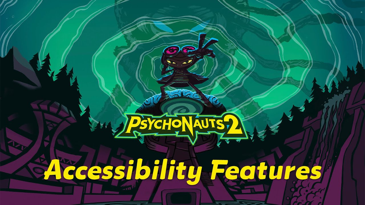 Psychonauts 2 Accessibility Feature Q&A w/Senior Producer Kevin Johnson