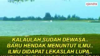NUR ASIAH JAMIL - MENUNTUT ILMU