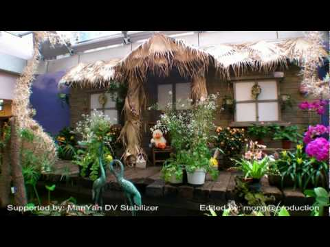 【Hong Kong Walk Tour】Hong Kong Park + Hong Kong Zoological & Botanical Gardens (Part 1)