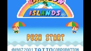 GBC Rainbow Islands