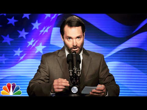 Presidential Candidate Tim Calhoun (Will Forte) streaming vf