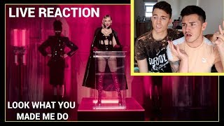 One of The TrentAndLuke Scoop's most viewed videos: Taylor Swift - Look What You Made Me Do (OFFICIAL VIDEO) REACTION