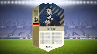 Wenn Deutschrapper FIFA-Karten hätten... mit (Bushido, Farid Bang, Kollegah..)