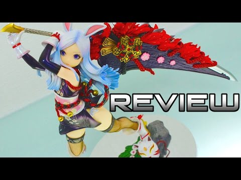Flare | Elin - TERA THE EXILED REALM OF ARBOREA - Anime Figure Review