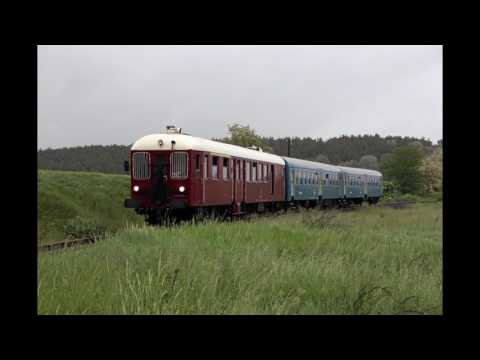 """Mezőföld gyorsvonat"" photo train to Paks"