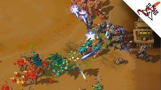 8 Bit Invaders - 4v4 Multiplayer Gameplay
