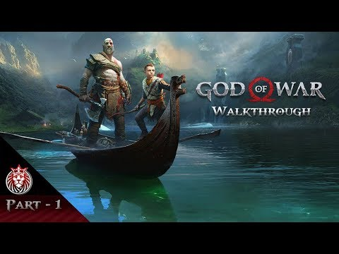God of War (2018) PS4 Walkthrough Part 1