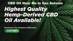 CBD Oil Near Me In San Antonio