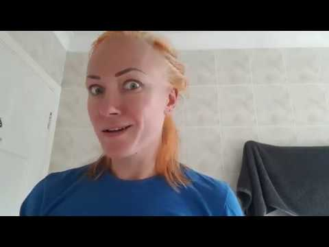 Dying My Hair With Manic Panic Electric Lava!