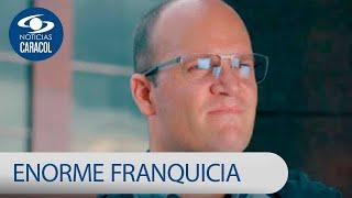 Francisco Staton, el líder de una de las franquicias de comida rápida más grande | Noticias Caracol