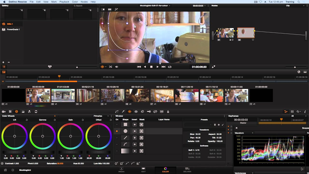 Avid media composer 4.0.2 with
