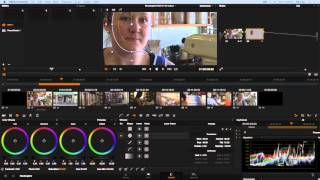 tutorial avid media composer to davinci resolve roundtrip inc quick colour grade