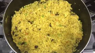Chinese Egg Fried Rice 🍚 (my style)