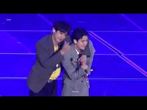 The EℓyXiOn [dot] 180715 We Young_ SEHUN/CHANYEOL