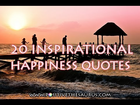 Positive Quotes Series Happiness Quotes Photo Slideshow Video