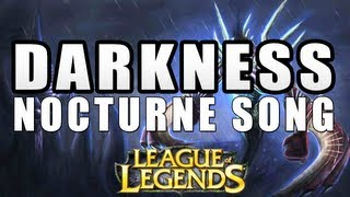 Darkness - League of Legends Champion Rocks