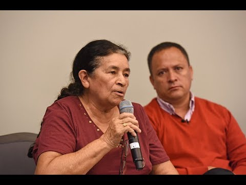 Colombia Peace Forum: Colombian Human Rights Defenders Navigate Post-Accord Challenges (English)