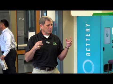 Changing the World Through Inpired Leadership - Michael Ferriter - VIBE 2016 Fall Brown Bag Series