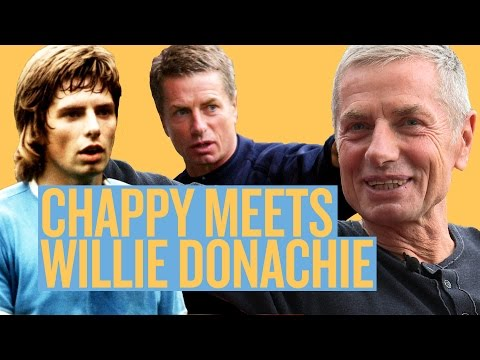 Innovative Coaching, Gillingham 99 & Why Winning Always Matters   Chappy Meets Willie Donachie