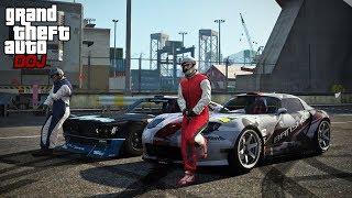 GTA 5 Roleplay - DOJ 259 - Drift Practice (Criminal)