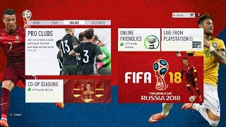 FIFA 18 World Cup Russia Releasing soon! New Game Update!