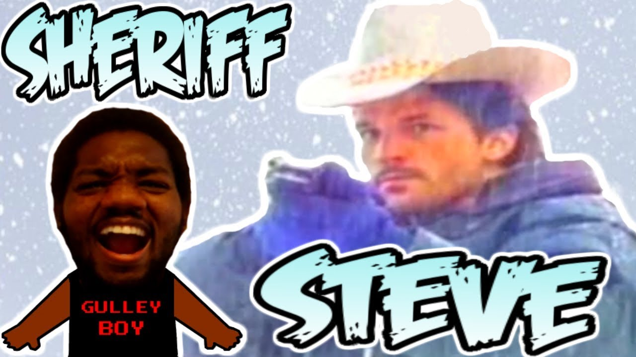 This Is The Story Of Sheriff Steve And The Snow Bandits!!! - Uploaded on Dec 30, 2018