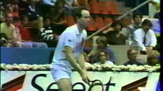 Goran Ivanisevic vs McEnroe - Final Basel 1990 - Part 02