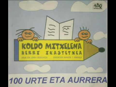 Koldo Mitxelena Herri ikastetxea (renteria) cancion del año 2003 por los 100 años q izo el colegio