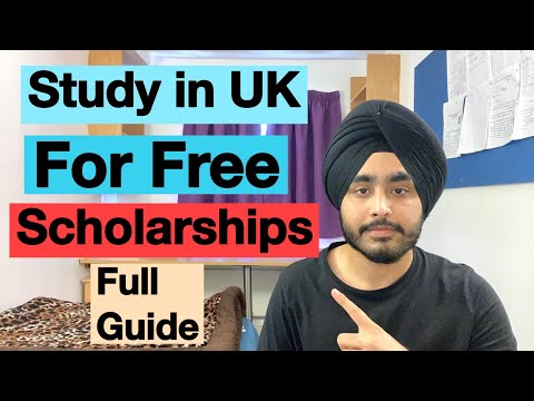 Scholarships for international students in UK 2020