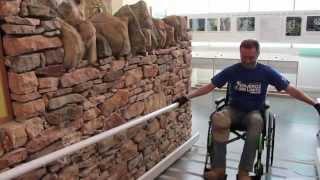 Viajar en Silla de ruedas con Viajeros sin límite