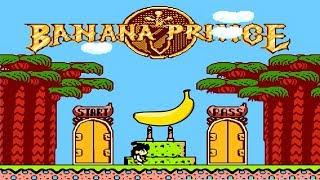 BANANA PRINCE NES / Банановый Принц dendy gameplay [168]
