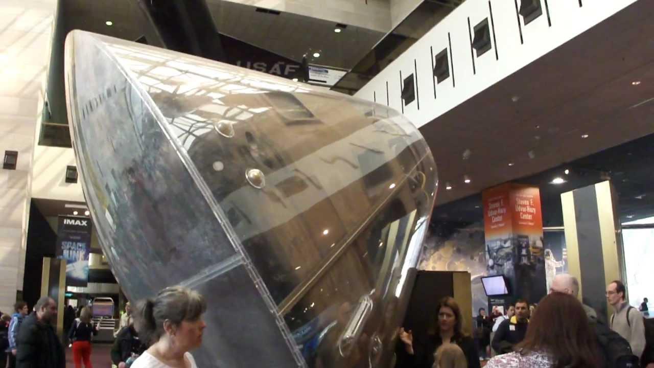 Apollo 11 Capsule - YouTube