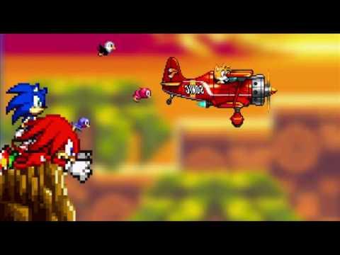 Final Fantasy Sonic X5 Intro HD