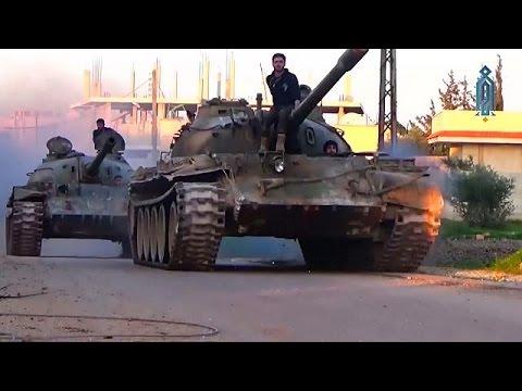 Dozens die in airstrike on ISIL-held northern Syria