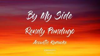 By My Side - Rendy Pandugo - Acoustic Karaoke