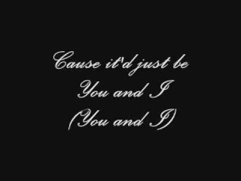 Claude Kelly - You & I (lyrics)