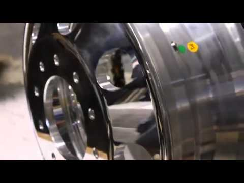 American Force Wheels manufacturing process