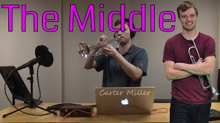 The Middle - Zedd, Grey, Maren Morris (Trumpet Cover)