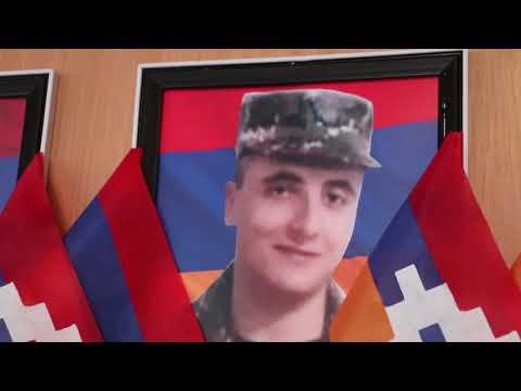 Չարենցավանի Պետական Քոլեջ - Միջոցառում՝ նվիրված 2020 թվականի Արցախյան պատերազմի հերոսներին