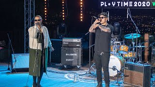 Ginjin & Mrs.M - Full performance | Playtime Virtual 2020