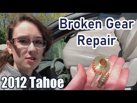 GMC/Chevrolet Power Seat Repair
