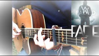 Faded - Alan Walker  |   Acoustic fingerstyle guitar cover by Loo.K. (Tremolo)