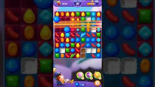 Candy Crush FRIENDS Saga level 69 no boosters